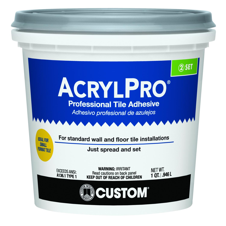 tile adhesive repair adhesive at ace