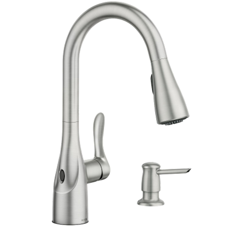 moen faucets fixtures plumbing at