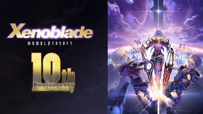 Xenoblade Chronicles celebrates 10 years of its release with some original artworks