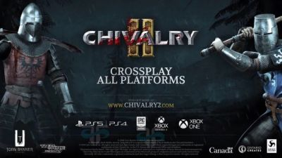 Chivalry 2 cross-play PS5, PS4, Xbox One, Xbox Serie X and PC