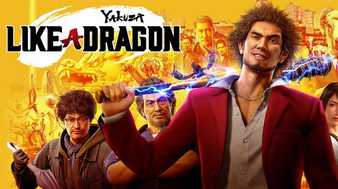 Yakuza Like a Dragon announces release date in multi-hat trailer