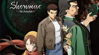 Shenmue The Animation Announces, First Information on the Anime Series