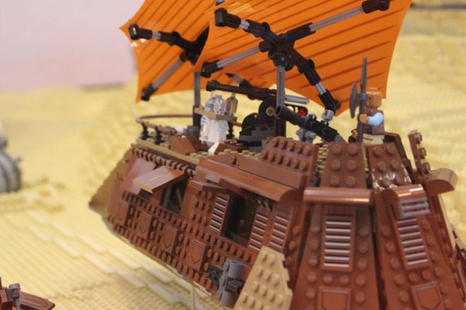 Exposition Lego Star Wars