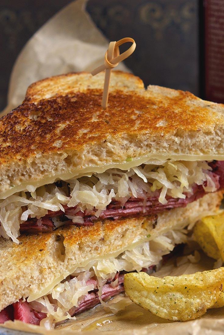 Sandwich Rye Bread Recipe