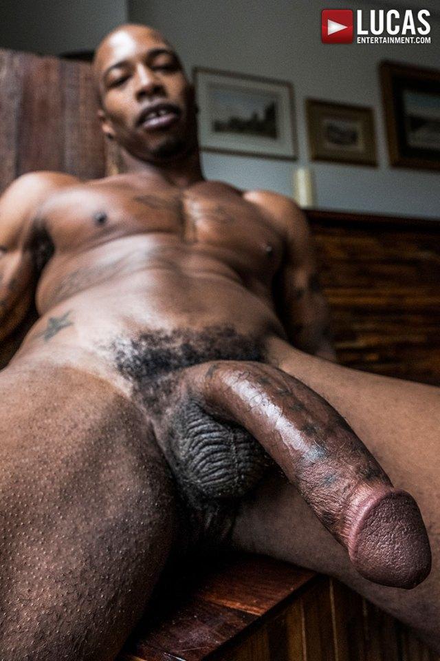 Black Pearl Gay Model Lucas Entertainment