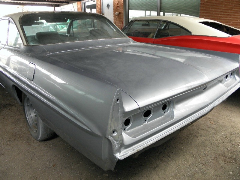 1961 Pontiac Bonneville 2 Dr Bubble TOP   Inventory   sarco     Additional Photos
