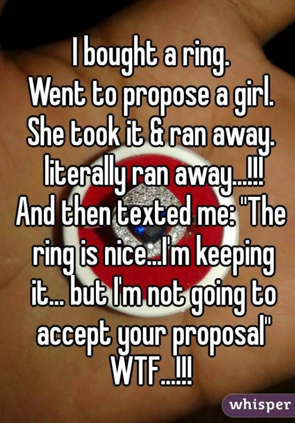 The 14 Most Awkward Proposals of All Time