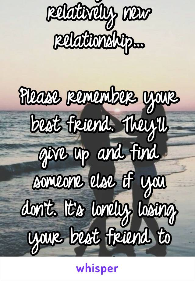 How to deal with losing a best friend
