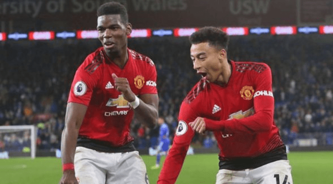 Paul Pogba and Jesse Lingard: What actually happened between the two | The  SportsRush