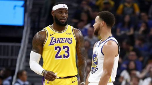 LeBron James: Lakers stars answers if 'Steph Curry is great', invites  social media reactions | The SportsRush