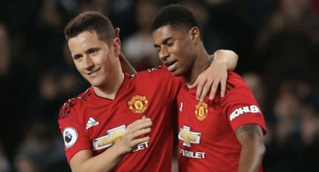 Ander Herrera Replies To Marcus Rashford's Plea To Join Manchester United  Again | The SportsRush