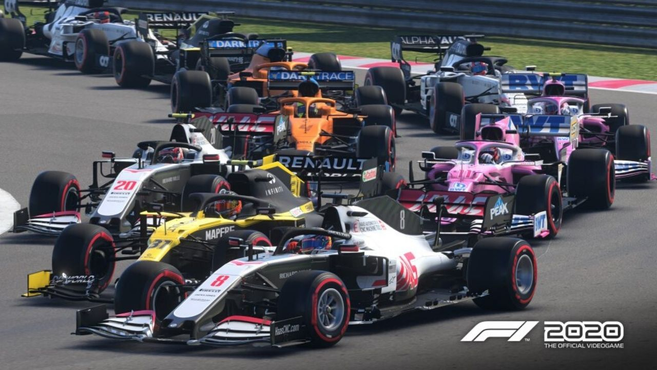 EA has big plans for Codemasters racing games