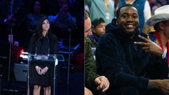 """Dear Meek Mill, I find this extremely offensive"": Vanessa Bryant responds to a Philadelphia rapper quoting the death of Kobe Bryant in her song"