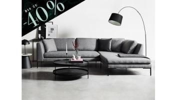 Sofa Favorit EMMA Bis  40 Rabatt auf die Liegewiese fürs Wohnzimmer   Westwing
