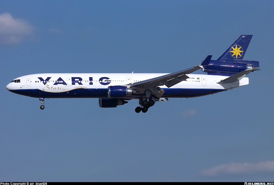 McDonnell Douglas MD-11/ER aircraft picture