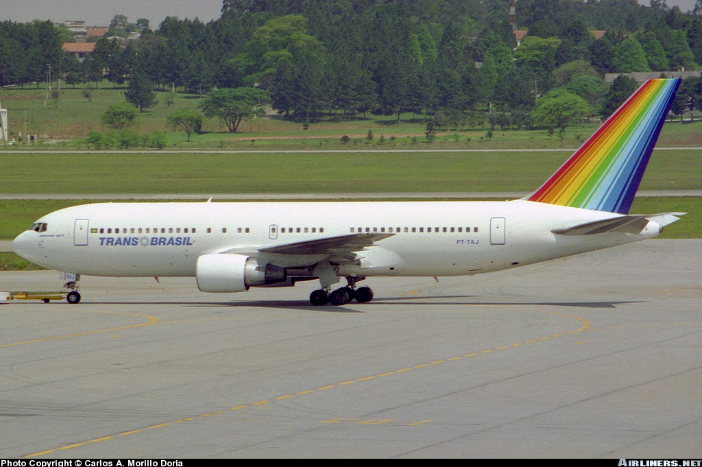 Boeing 767-283/ER aircraft picture
