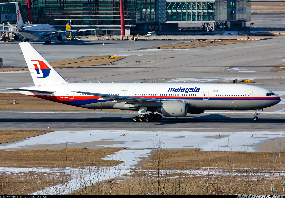 Boeing 777-2H6/ER aircraft picture
