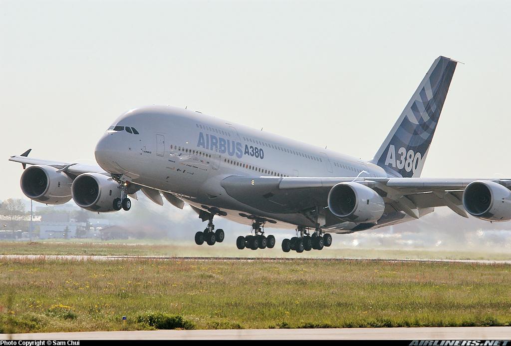 Pesawat-pesawat Terbesar di Dunia