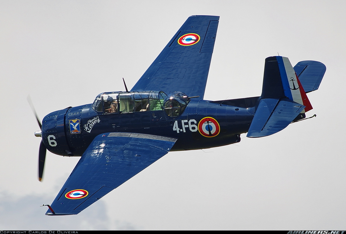 General Motors TBM-3R Avenger aircraft picture