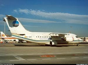 Accidente aereo malaga 1998