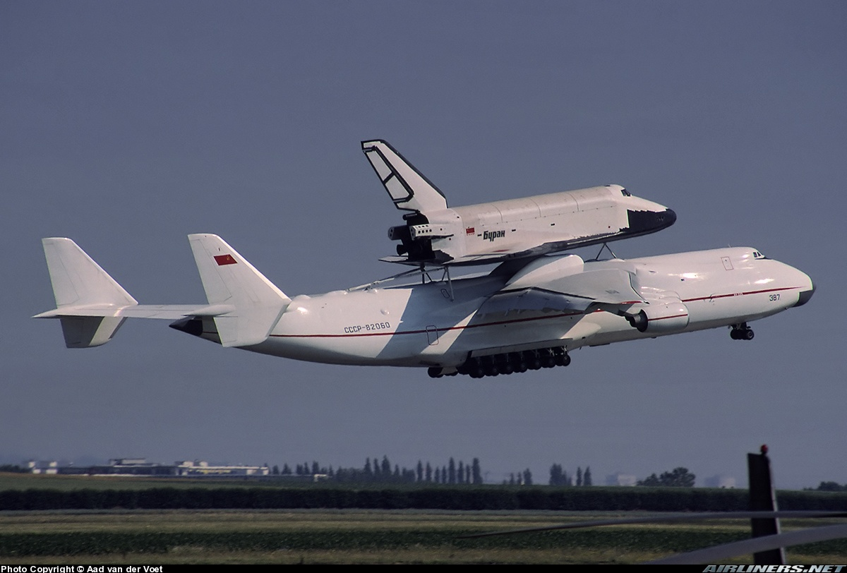Antonov An-225 Mriya - Antonov Design Bureau | Aviation ...