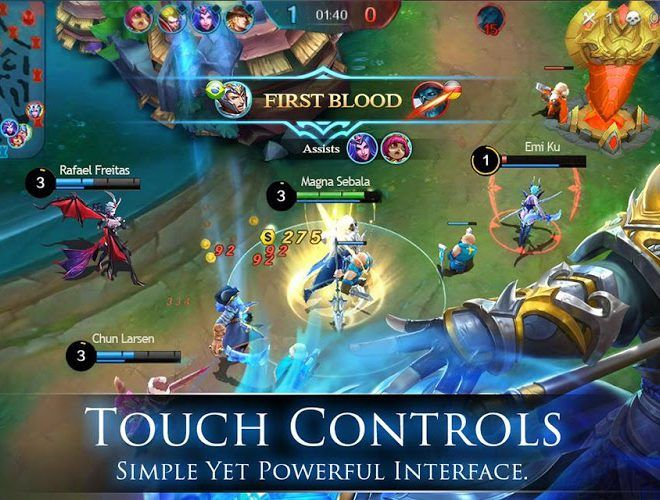 play mobile legends: bang bang on pc with bluestacks