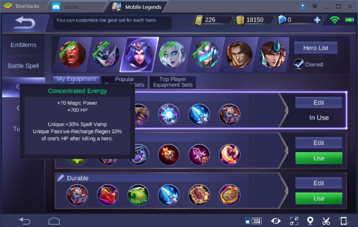 Mobile Legends Bang Bang Vamp Survival Guide