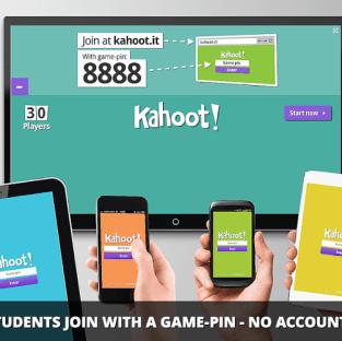 Kahoot dapat digunakan di berbagai device