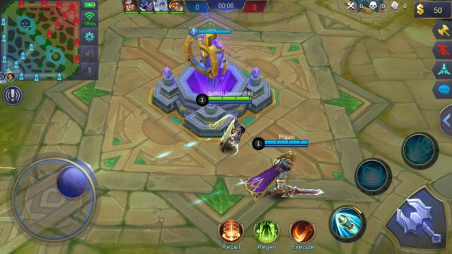 advantages of playing mobile legends: bang bang with bluestacks