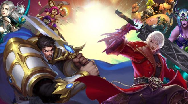 play mobile legends: bang bang on pc and mac with
