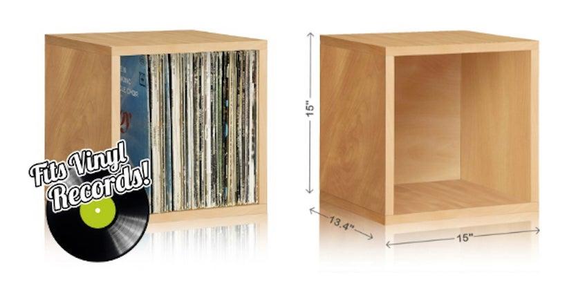 pour ranger votre collection de vinyles