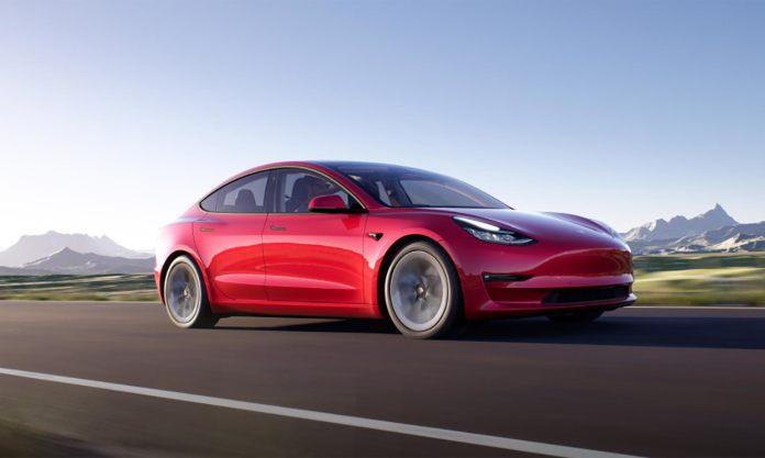 Tesla Model 3 2021 Charging Guide Pod Point