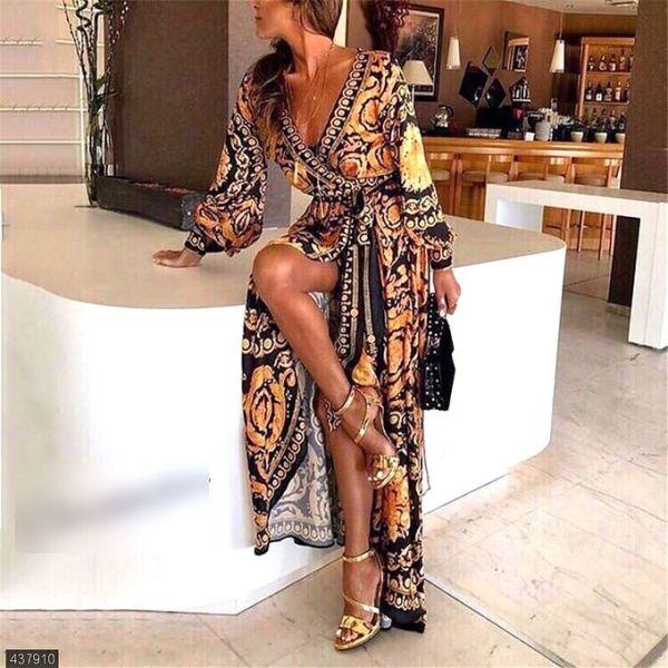 Платье 437910 коричневый Весна Украина Товар добавлен ...