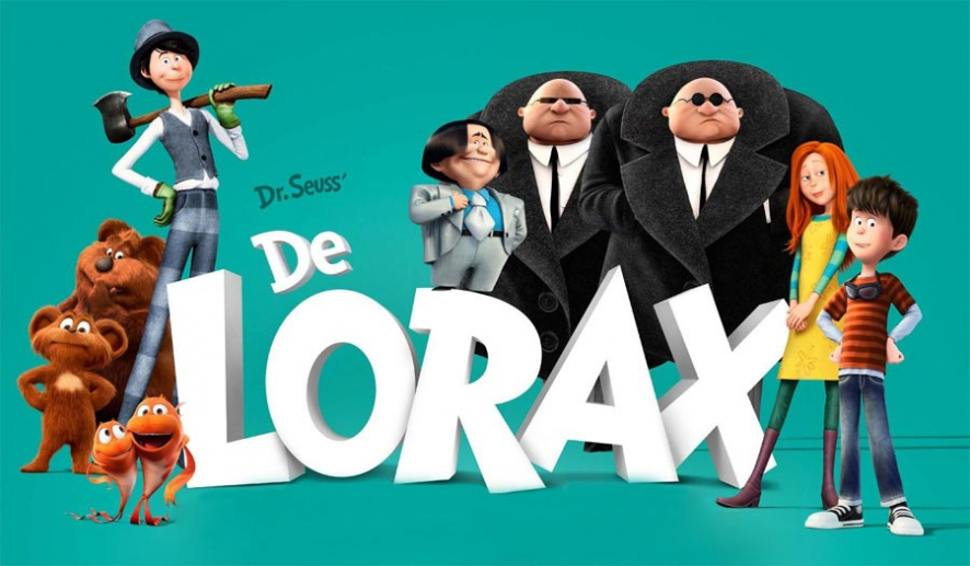 Watch The Lorax Online For Free On 123movies