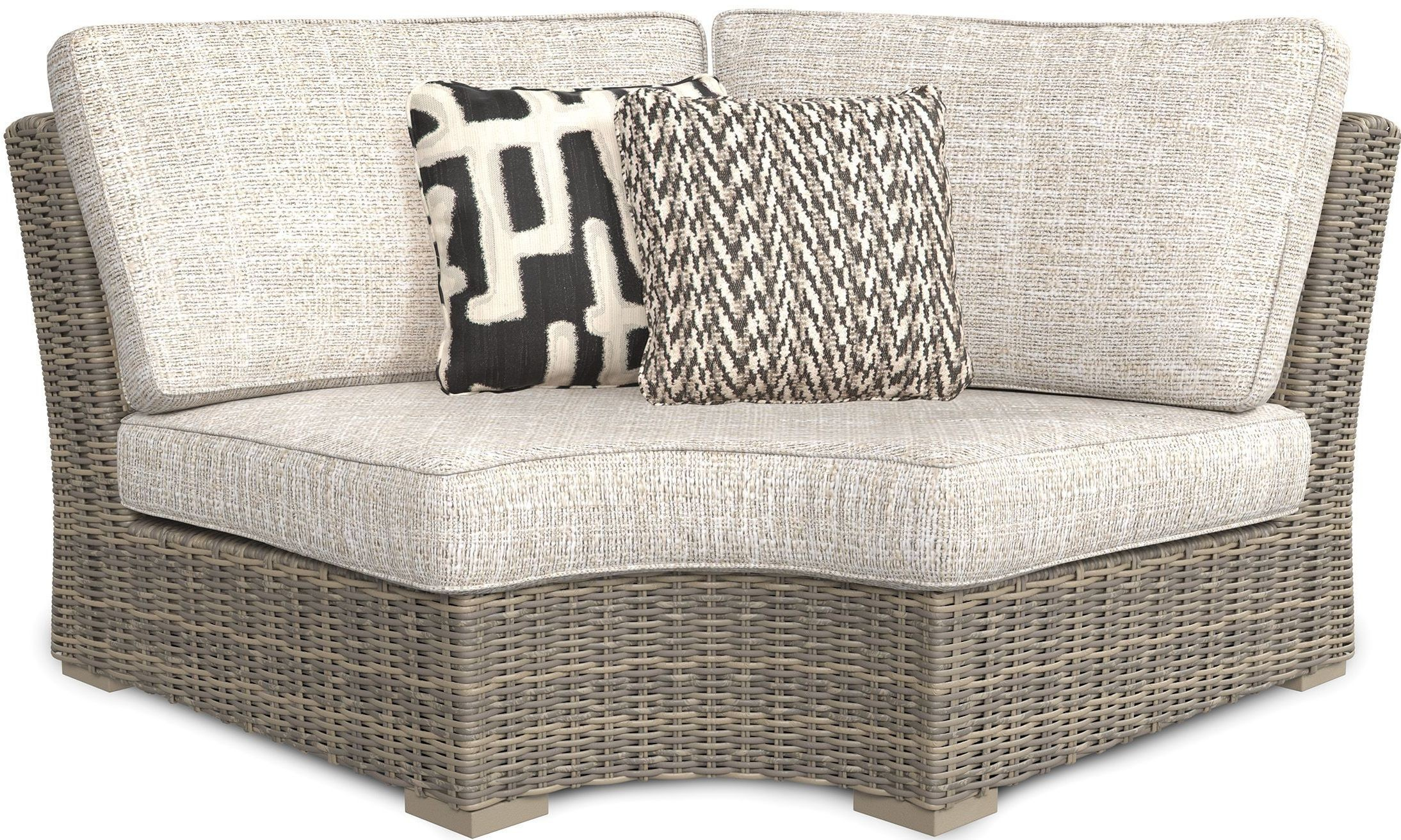 Beachcroft Beige Outdoor Sectional - 1StopBedrooms. on Beachcroft Beige Outdoor Living Room Set  id=90770