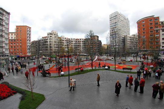Plaza Zabalburu