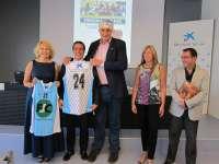 La Fundación Juntos Crecemos lleva el baloncesto a los centros de menores