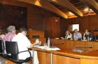 PSOE acepta la mayor parte de las propuestas de CHA en la primera conversación bilateral