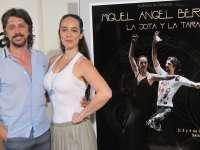 Berna estrenará en octubre 'La Jota y la Taranta', que profundiza la relación entre Aragón e Italia