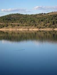 Los embalses de la Cuenca del Ebro, al 78,7% de su capacidad