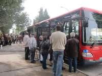 Las líneas 24 y 35 incluirán medidas de mejora analizadas en la Mesa del Transporte Público