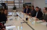 El Consejo Rector del Aeropuerto de Teruel impulsa la construcción de un hangar