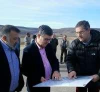 El Gobierno de Aragón apoya con 100.000 euros la mejora del Polígono Industrial de Mezquita de Jarque