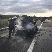 El Servicio de Protección Civil y Extinción de Incendios de la Comarca del Bajo Cinca realiza 582 actuaciones en 2015