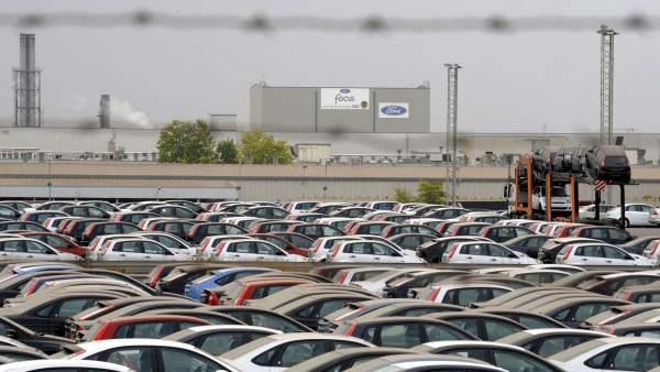 Factoría Ford Almussafes (Valencia)