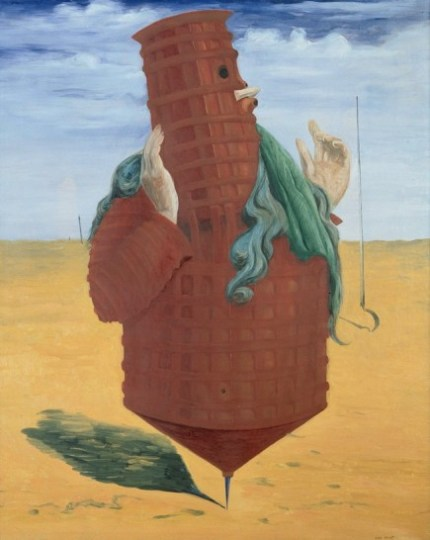 Max Ernst - Ubu Imperator (1923)