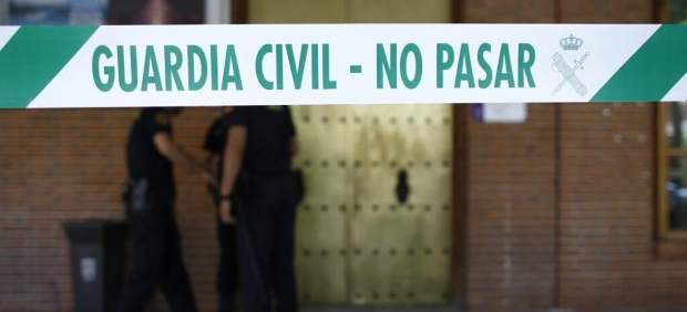 Guardia Civil. Foto de recurso