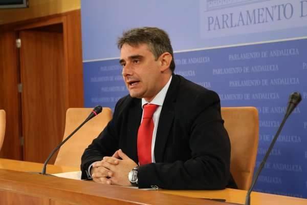 El diputado de Podemos Andalucía, Juan Ignacio Moreno Yagüe. (EUROPA PRESS / ARCHIVO)