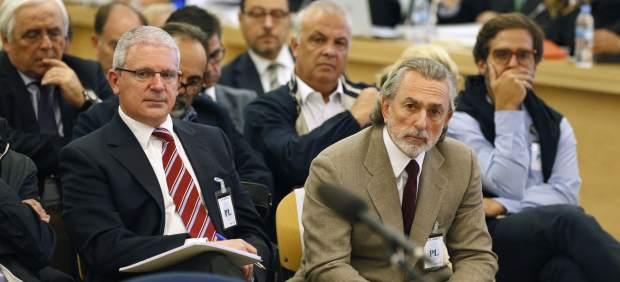 Francisco Correa y Pablo Crespo