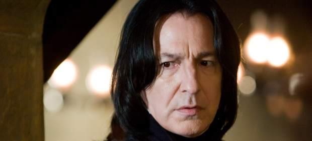Severus Snape, el profesor de Pociones de Harry Potter